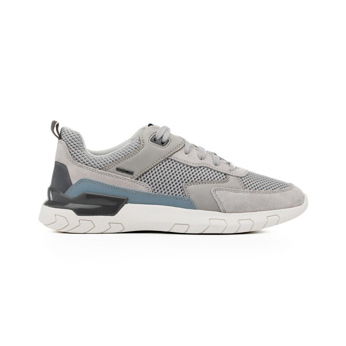 geox grey U GRECALE C 02
