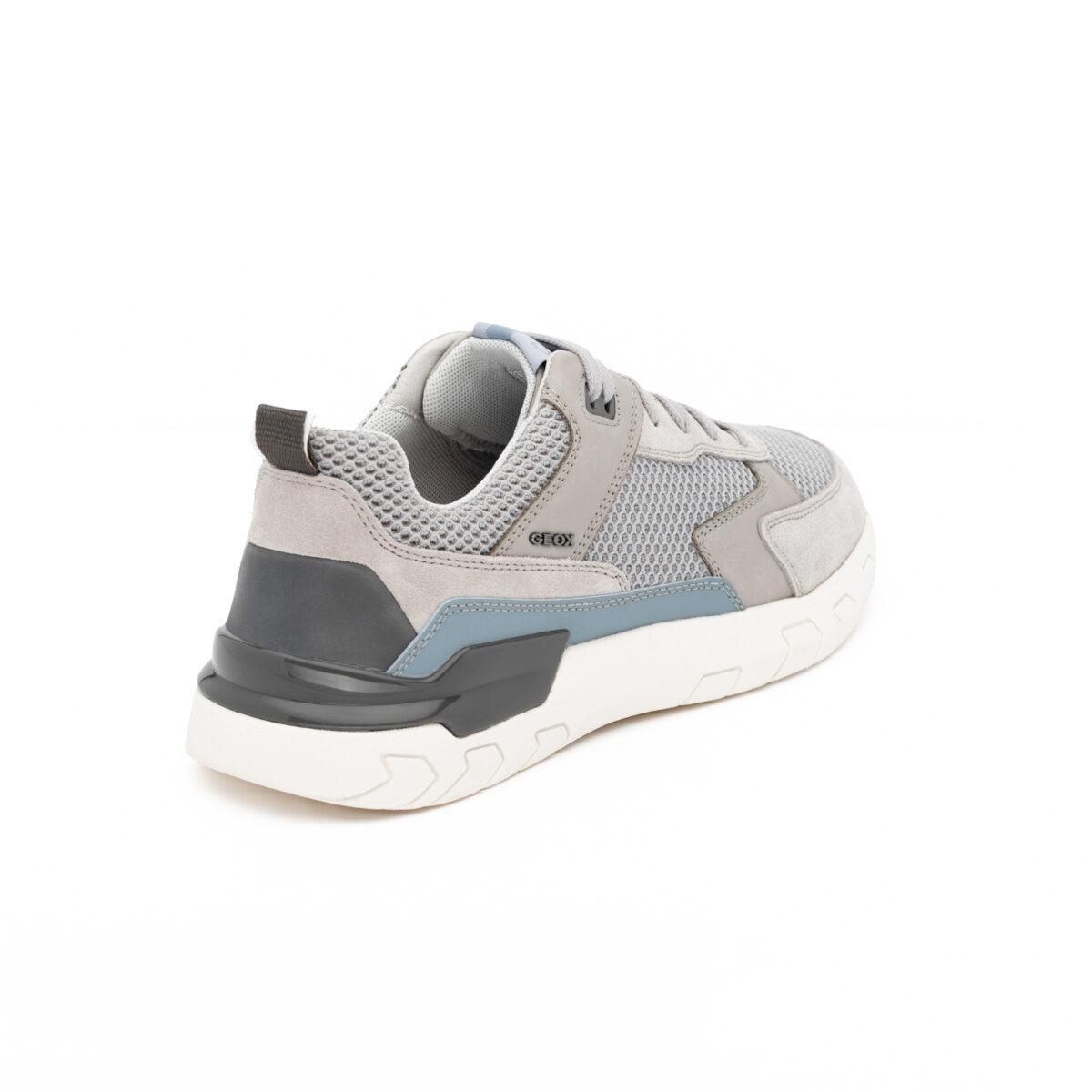 geox grey U GRECALE C 03