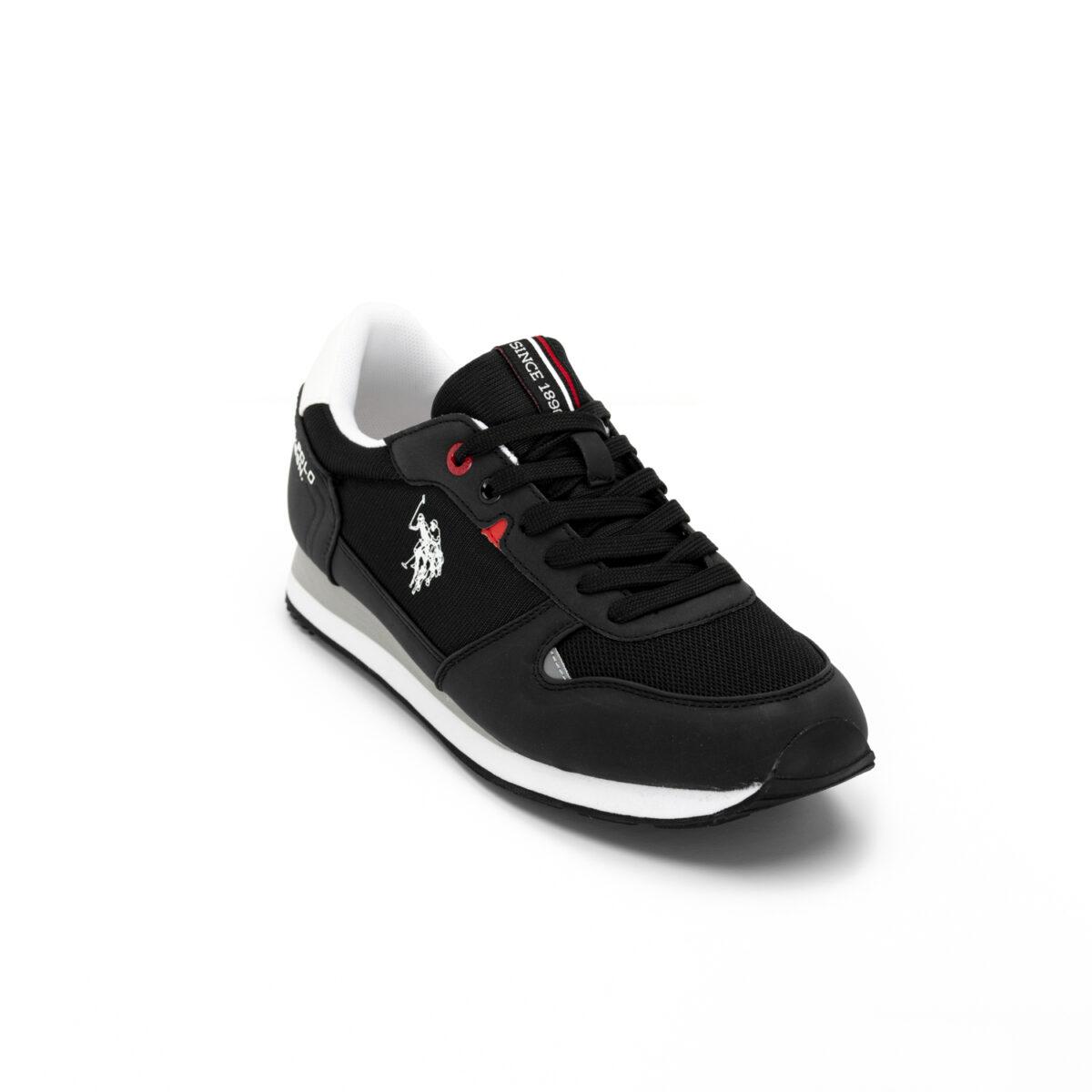 u.s.polo black WILY 01